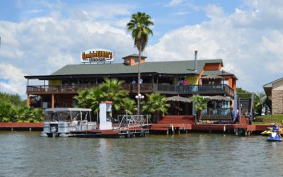 An Awesome Spot For Music On Lake Conroe