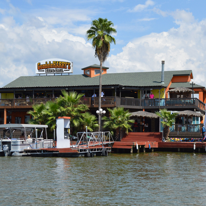 A picture of Home at Guadalaharry's Bar & Grill