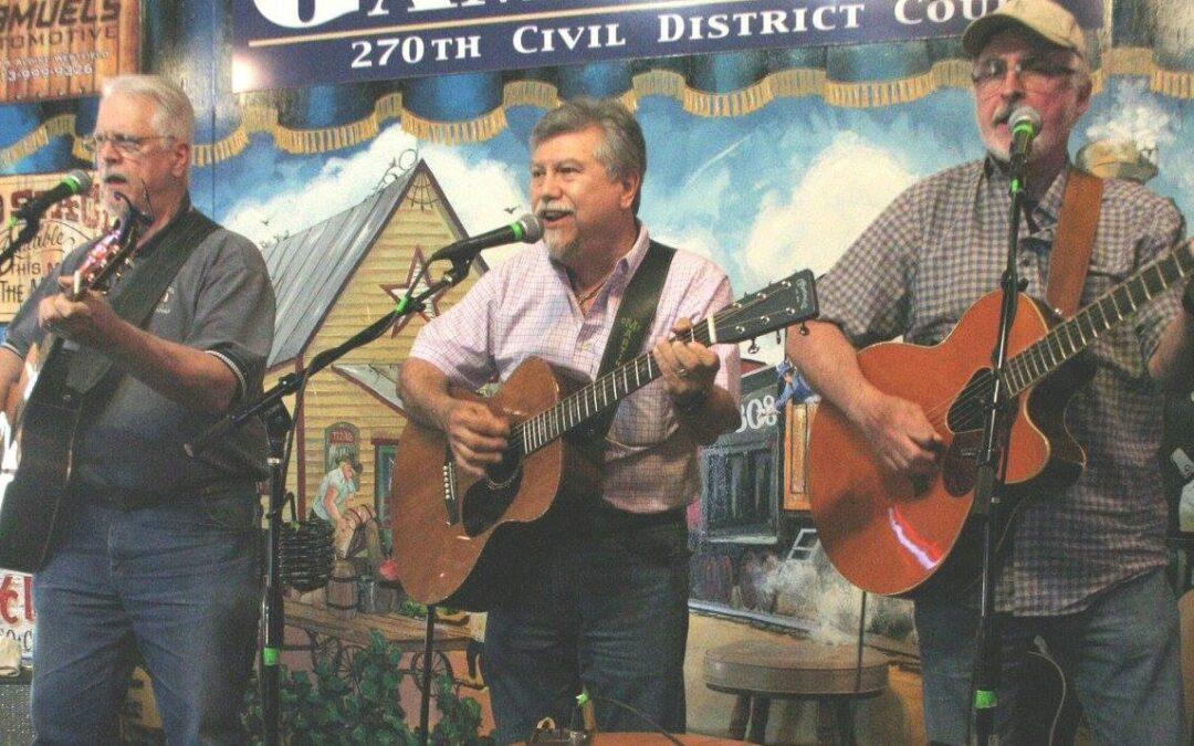 Three Way Street Plays Live August 7th on Lake Conroe