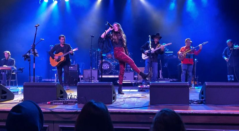 Payton Howie Performs Live On Lake Conroe Saturday, May 29, 2021
