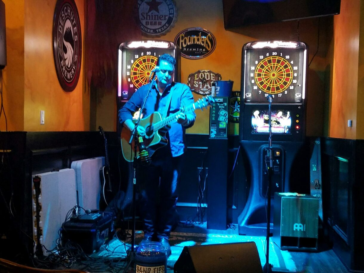 A picture of Live Music At GuadalaHARRY's on Lake Conroe 6/11-6/12, 2021 at Guadalaharry's Bar & Grill