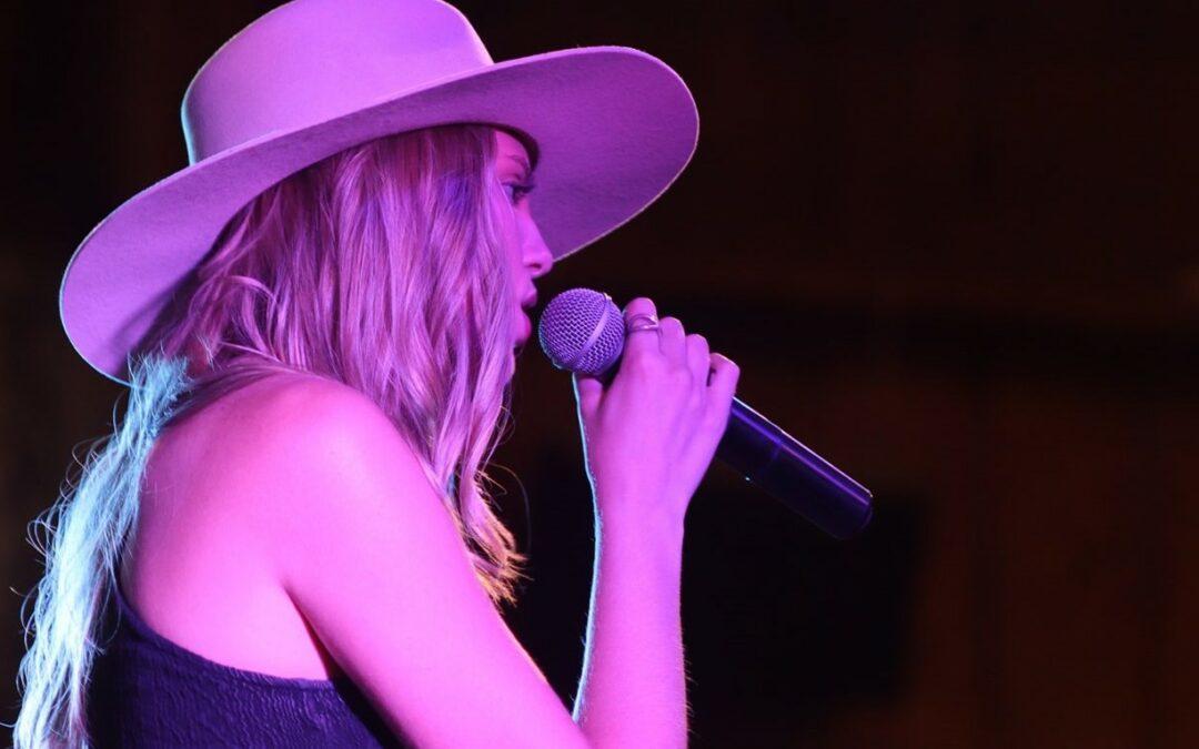 Kate Watson Plays Live On Lake Conroe At Guadalaharry's!